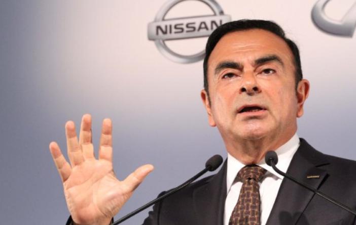 日産CEOカルロス・ゴーン