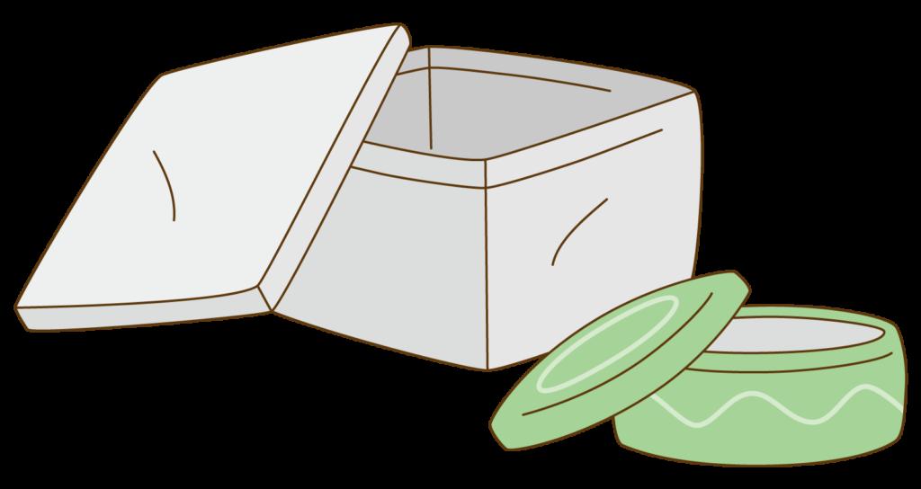 お菓子の缶