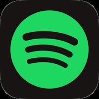 Spotifyアプリ