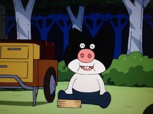 豚まんマン