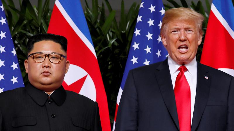 米朝首脳会談2019